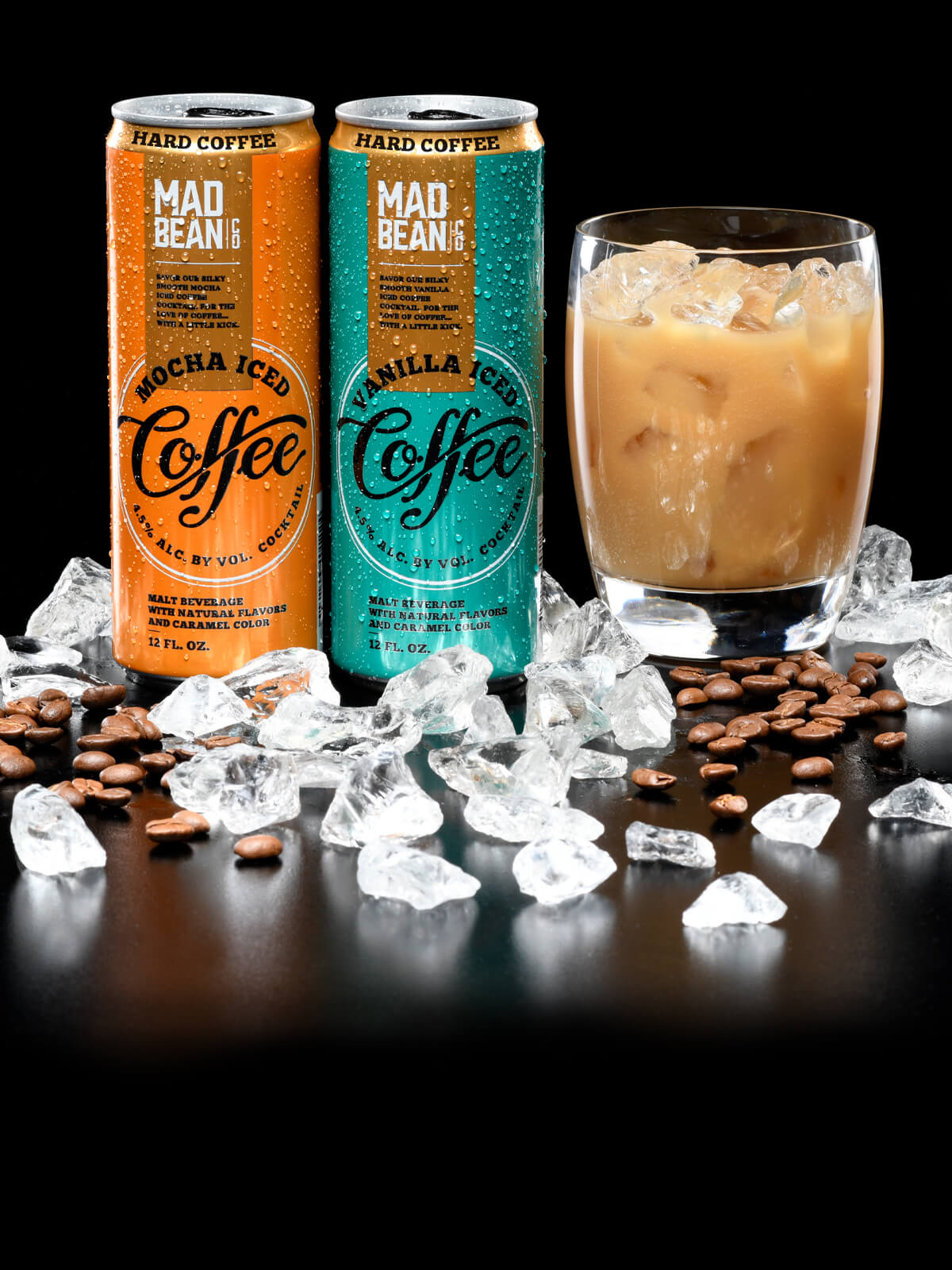 Mad Bean Hard Iced Coffee